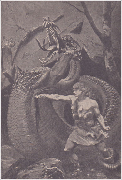 SIEGFRIED SLAYS THE DRAGON