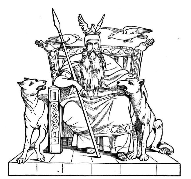 odin-trono