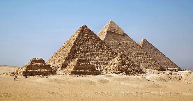 piramides