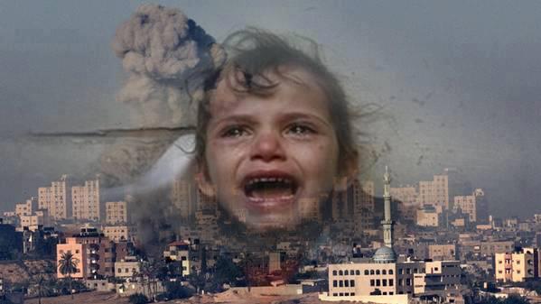 niños palestinos asesinados por la guerra israel palestina
