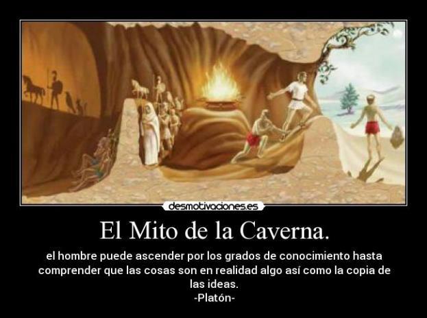 cueva platon