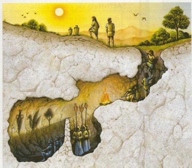plató-caverna