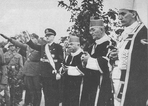 ceremonia ustasha