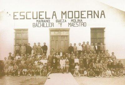 escuela moderna