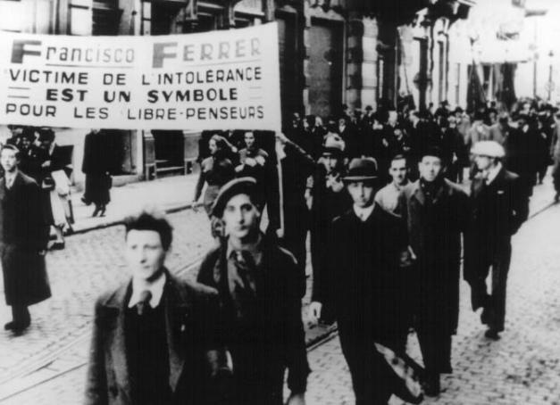 Manifestacio_Paris_1909_2