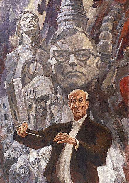Simfonia Leningrad dirigida per Yevgueni Mravinski (1980)