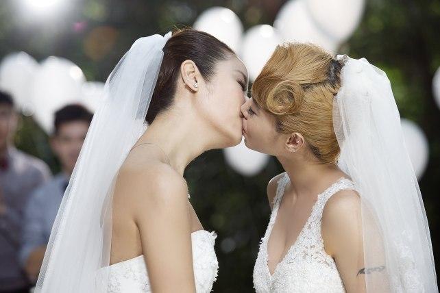 boda lesbica