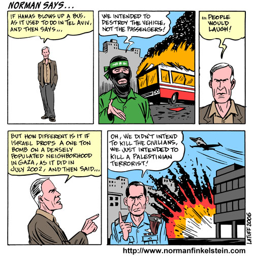 Norman-Finkelstein-Says