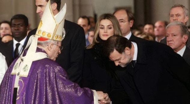 rajoy obispo