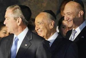 6. Bush-Peres-Olmert