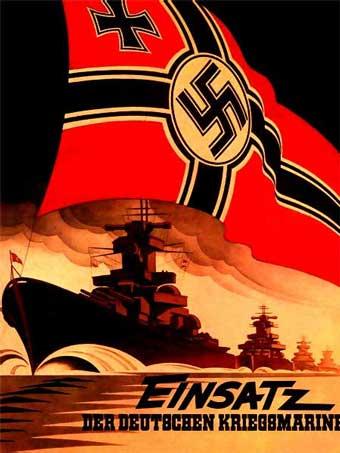 cartel marina nazi