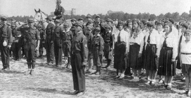 judios fascistas