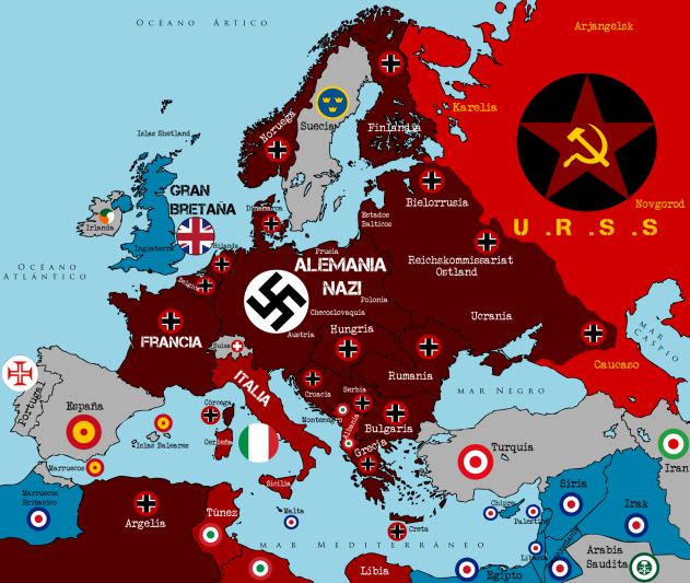 nazi_occupied_europe_by_alcasar_reich-d6arebj