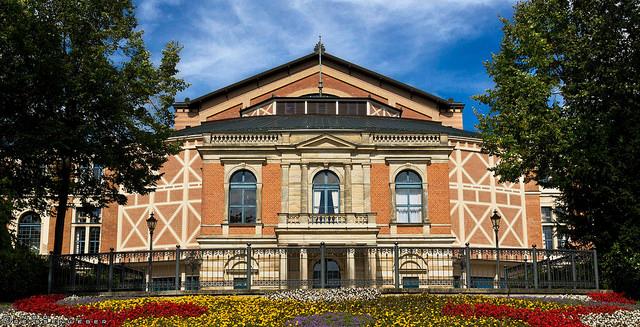 Festspielhaus de Bayreuth